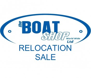 Boat Shop Relocation Sale